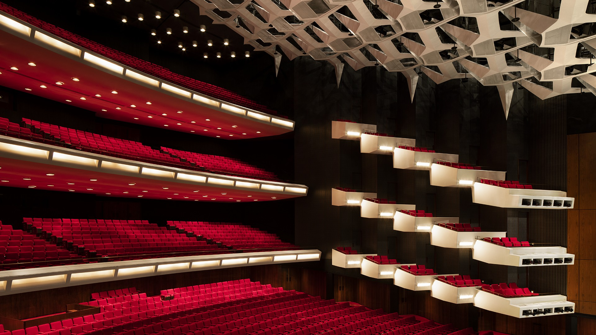 The Wilfrid-Pelletier Performance Hall rehabilitation project wins a Grand prix Opération patrimoine Montréal