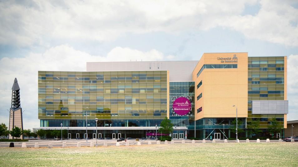 Université de montréal campus in laval jodoin lamarre pratte